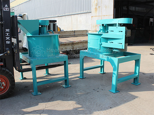 Function characteristics of chain crusher