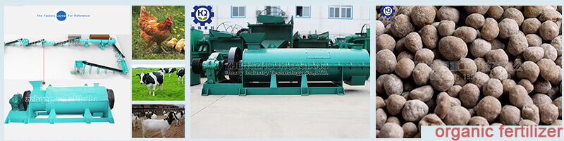 What equipment is needed for the production of bio organic fertilizer? What's the price?