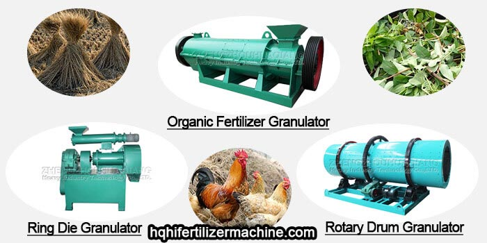 There is always a customized solution for the organic fertilizer production line you like